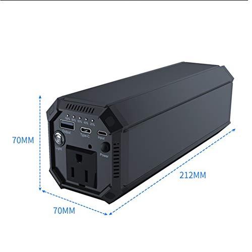 XYRONG Converter, Grande Batteria Inverter, Correzione Caricatore Domestico dell'automobile dell'onda Mobile del convertitore di Potere DC12V a AC110V