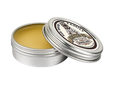 Mr. Bear Family Beard Stache Wax – Cire Woodland 30 ml (Moustache)