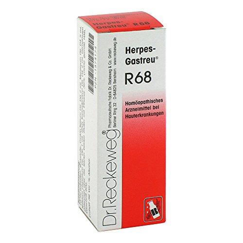 Herpes Gastreu R 68 Tropfen zum Einnehmen 22 ml