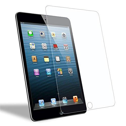 WEOFUN Kompatibel mit Panzerglas Schutzfolie iPad Mini 3/2 / 1 [0.33mm, Anti-Kratzen, Anti Fingerprint, 9H Härte]