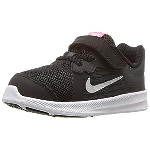 Nike Jungen Downshifter 8 (TDV) Laufschuhe, Schwarz, Eu