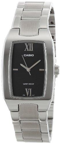 Casio Enticer Analog Black Dial Men's Watch - MTP-1165A-1C2DF (A261) image