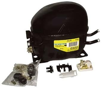 Compresseur Nle10k R600a Référence : 141751 Pour Refrigerateur Siemens