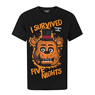 Jungen - Noisy Sauce - Five Nights At Freddy's - T-Shirt (13-14 Jahre)