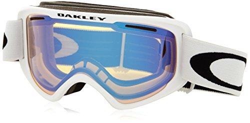Oakley O2 XM Gafas Deportivas, Hombre, Matte White, EL. Adjustable