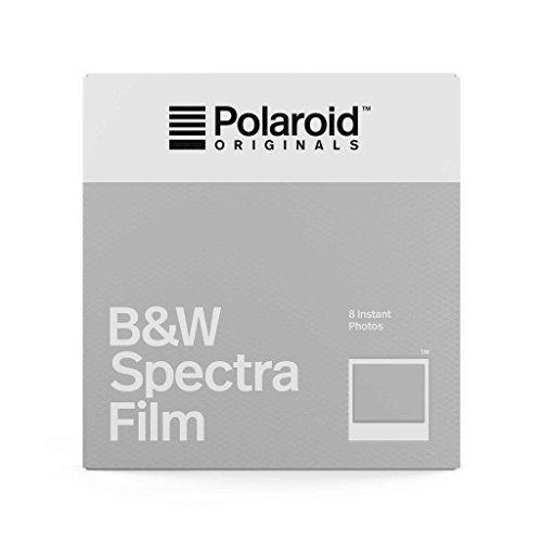 Polaroid Originals - 4679 - Sofortbildfilm Schwarz und Weiß fûr Spectra Kamera (Film Polaroid Image)