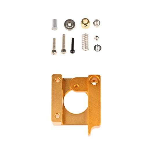 MK8 Remote Extruder Kit Todo Metal Makerbot Reprap