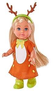 Simba - Muñeca en Traje de Invierno, Color Naranja (105737238)