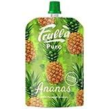 Frullà Puro Frullato di Ananas 100% frutta 90 grammi [ confezione da 10 ]