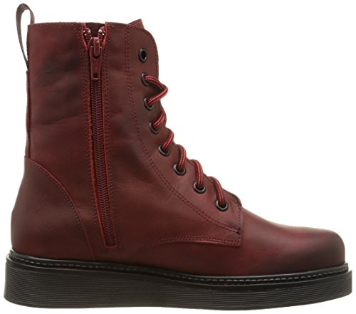 Mtng Botin Originals, Chaussures Femme Rouge - SPRINT BURDEOS