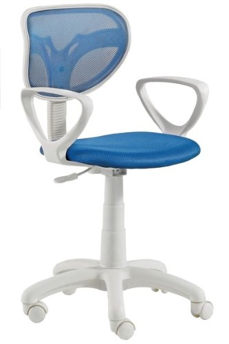 Adec- Silla giratoria touch, medidas 54 x 54 x 105 cm, color azul