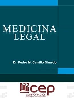 Medicina Legal de [Olmedo, Dr Pedro M Carrillo]