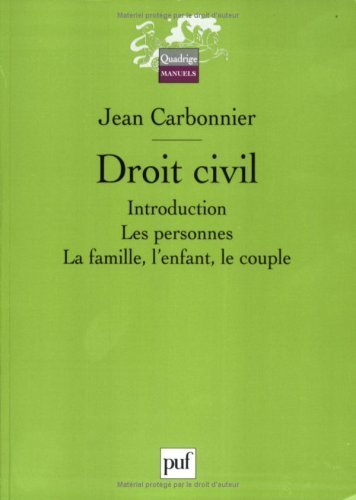 Les Biens Introduction [Pdf/ePub] eBook