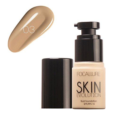 Smoothing Face Primer (Allbesta Flüssige Foundation Evolution der Haut BB Creme Makeup Concealer Brilliant)