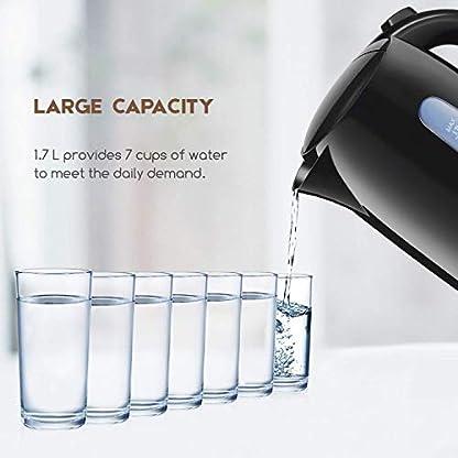 Aicok-Wasserkocher-17-Liter-Elektrischer-Wasserkessel-mit-Automatischer-Abschaltung-und-Trockenlaufschutz-Herausnehmbarer-Kalkfilter-Teekocher-Schwarz-Leicht-870g-BPA-Frei-2200W