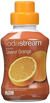 Sodastream Concentré Sirop Saveur Orange pour Machine à Soda 500 ml