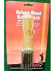 Cepillo de madera valet W/calzador mango y llave de Spike