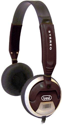 Trevi dlx 678 black,pink,white circumaural head-band headphone - headphones (circumaural, head-band, wired, 20 - 25000 hz, 2 m, black, pink, white)