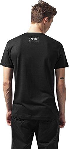 Mister Tee Uomo 2Pac President magliette black