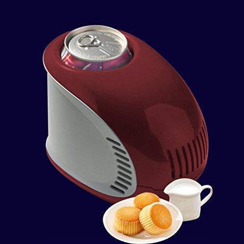 Alger Mini-Coke Kühlschrank USB-Schnittstelle Ladung Po Computer Power Auto Kühlschrank, b (Usb-power-mini-kühlschrank)