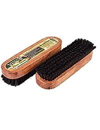 Venus Shoeshine Shoe Polish Brush (Set of 2) Beige
