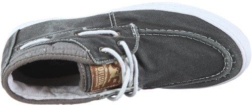 Mustang Damen-Booty 1099501 Damen Sneaker Grau (grau 2)