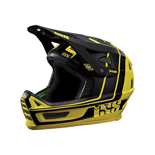 IXS Downhill-MTB Helm Xult Gelb Gr. M/L