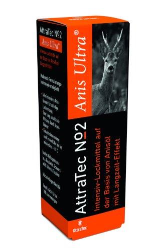 ATTRATEC No. 2 - Reclamo y atrayentes para caza, talla 50 ml