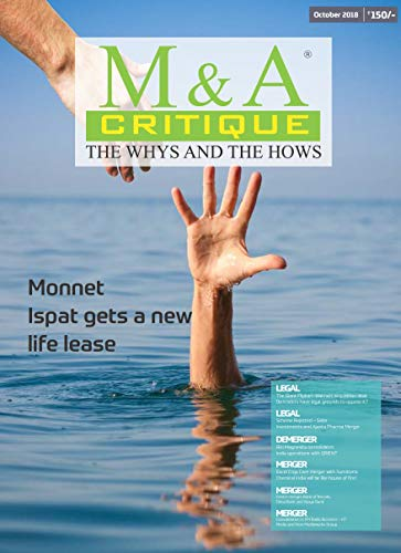 M&A Critique October 2018: The Why & Hows (English Edition)