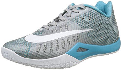 Nike Uomo Hyperlive Scarpe da basket Grigio Size: 47 1/2