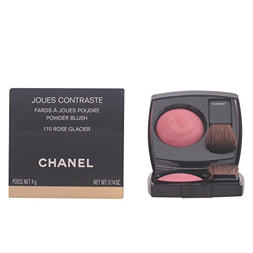 Chanel Joues Contraste 170 - rosa glacier - Damen, 1er Pack (1 x 1 Stück) (Blush Joues Powder Contraste)