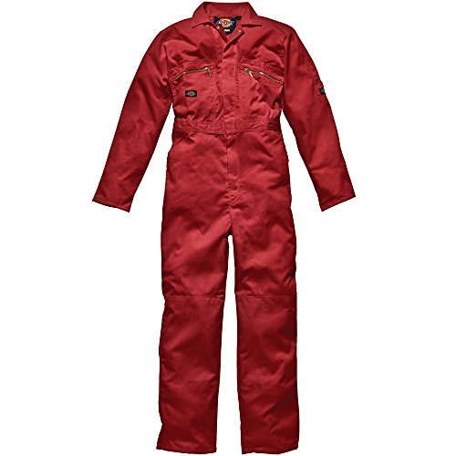 Dickies Redhawk Coverall Green Size 46' Reg
