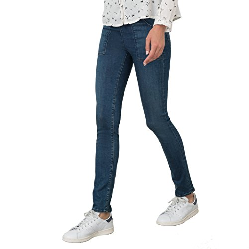 Cimarron Donna Jeans Frame, Taglio Slim Taglia 27 Blu