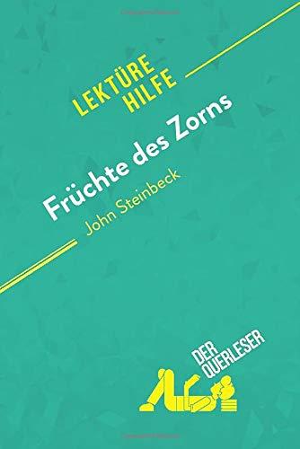 Früchte des Zorns von John Steinbeck (Lektürehilfe): Detaillierte Zusammenfassung, Personenanalyse und Interpretation