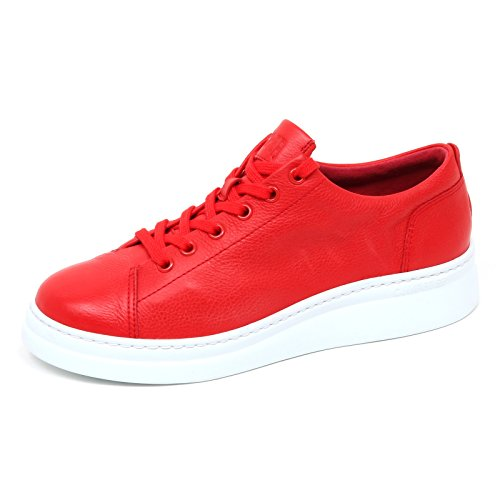 Camper D9142 (Without Box) Sneaker Donna Red Scarpe Shoe Woman Rosso