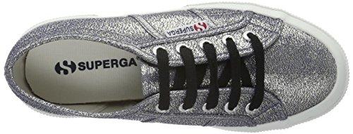 Superga 2750 Lamew, Sneaker a Collo Basso Unisex – Adulto argento(Silber)