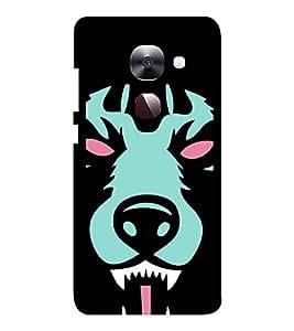 EPICCASE Beast mode Mobile Back Case Cover For LeEco Le Max2 (Designer Case)
