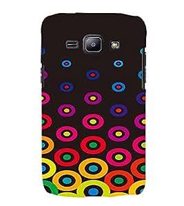 EPICCASE Trendy designs Mobile Back Case Cover For Samsung Galaxy J1 (Designer Case)
