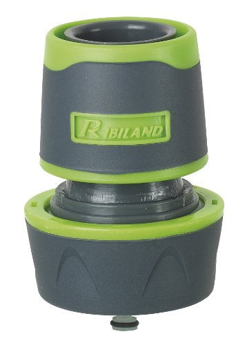 Ribiland - Raccord rapide STOP bi-matière 19 mm - PRA/RB.1218 - Ribiland