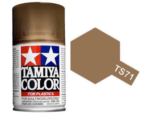 Tamiya 85071. Spray TS-71. Pintura esmalte color Humo Traslúcido