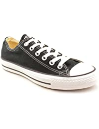 Converse - All Star OX - M9166 - Couleur: Blanc-Noir - Pointure: 40.0