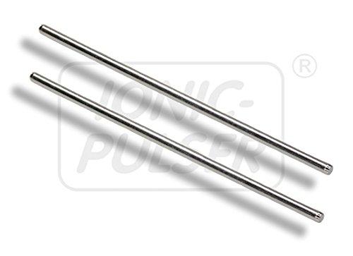 Silber-Elektroden -Stäbe massiv für Ionic-Pulser® Kolloidales Silber herstellen