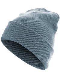 Beanie Basis Flap Long Version - Herren Long Beanie / Wintermütze