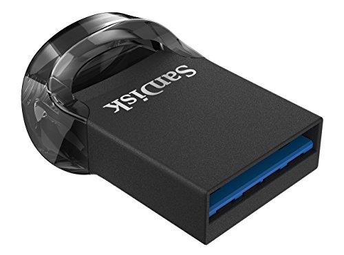 SanDisk Ultra Fit 32 GB FlashLaufwerk USB 3.1 bis zu 130MB/Sek. Lesen