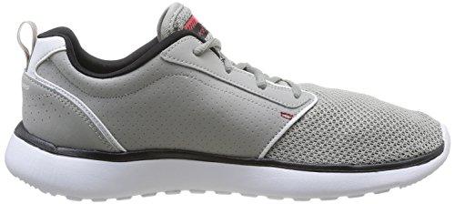 grigio Skechers Sneaker Counterpart - Basse Uomo Grigio lgbk