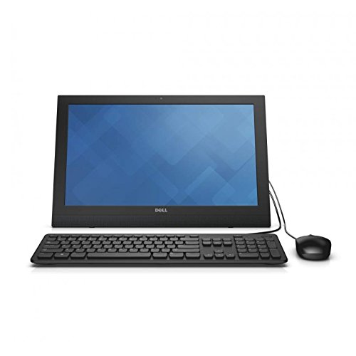 Dell Inspiron 3043 19.5-inch All-in-one Desktop PC (Celeron_N2830/4GB/500GB/Win 8.1), Black