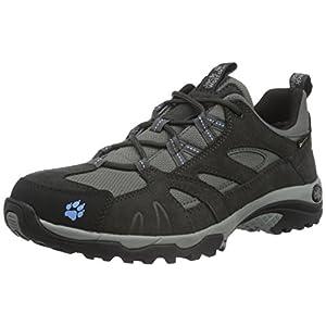 41AaByy1qmL. SS300  - Jack Wolfskin Vojo Hike Texapore Women, Women's Low Trekking and Walking Shoes