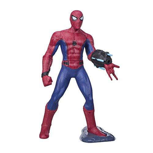Marvel Spiderman–b9704–Figurine Super Sense elettronico–60cm