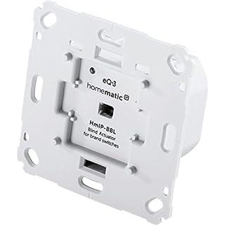Homematic IP Jalousieaktor für Markenschalter, 151333A0