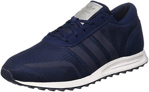 Adidas Los Angeles, Scarpe da Ginnastica Uomo, Blu (Conavy/Conavy/Ftwwht), 44 2/3 EU